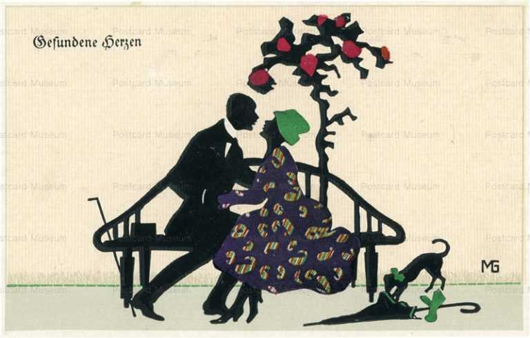 sic445-Marte Graf Love Couple