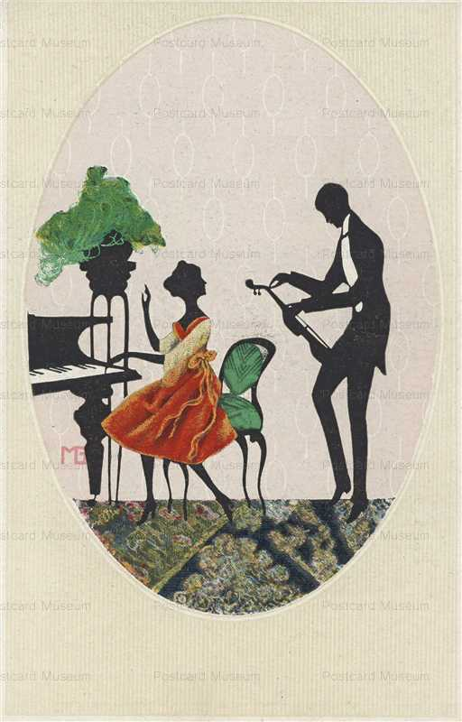 sic467-Marte Graf Couple Playing Music