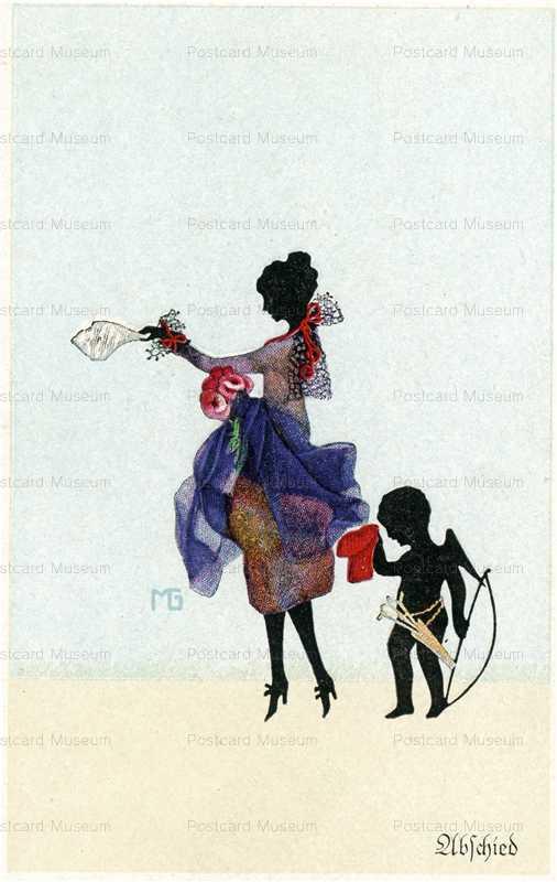 sic470-Marte Graf Lady with Cupid
