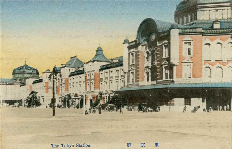 ts017-Tokyo Station 東京駅