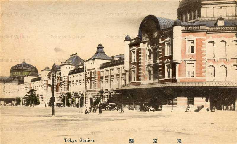 ts030-Tokyo Station 東京駅