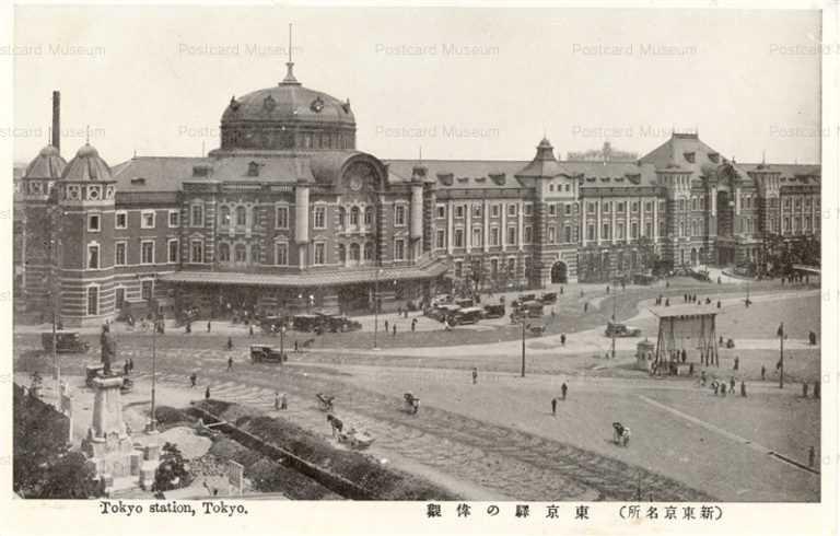 tsb030-Tokyo Station 東京駅