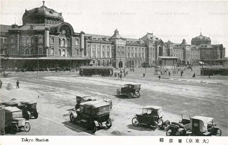 tsb045-Tokyo Station 東京駅