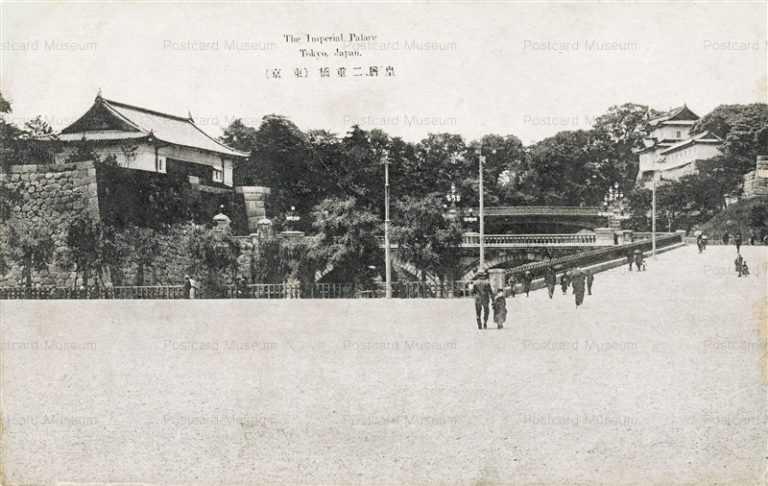 tsb448-Nijyubashi 皇居二重橋