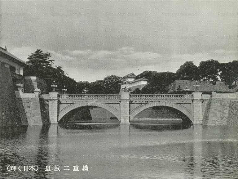 tsb452-Nijyubashi 皇城二重橋