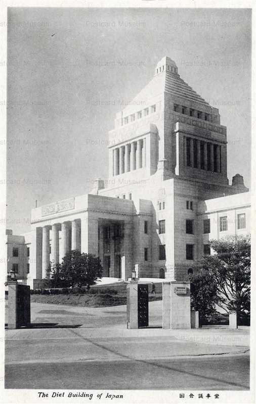 tsb630-Diet Building Japan 国会議事堂