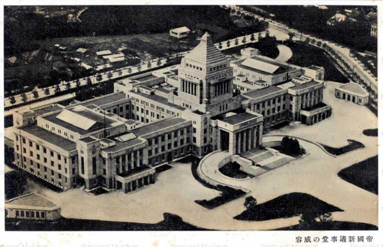 tsb650-Imperial Diet 帝国新議事堂の威容