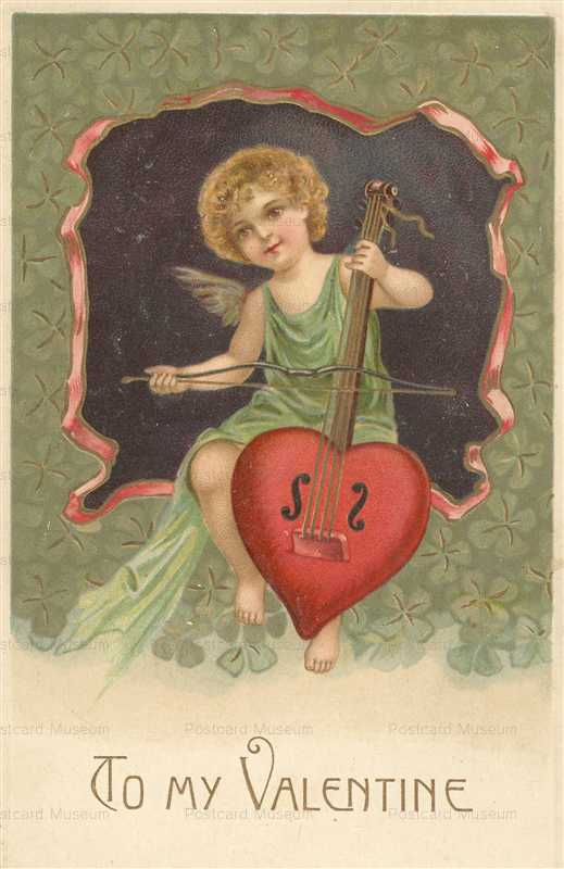 v200-Valentine Cupid Music