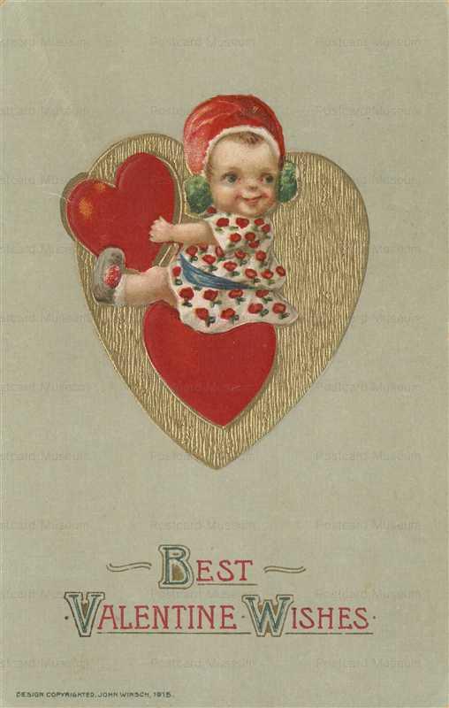 v240-Valentine Baby