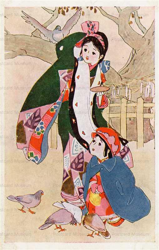 w725-鳩と少女