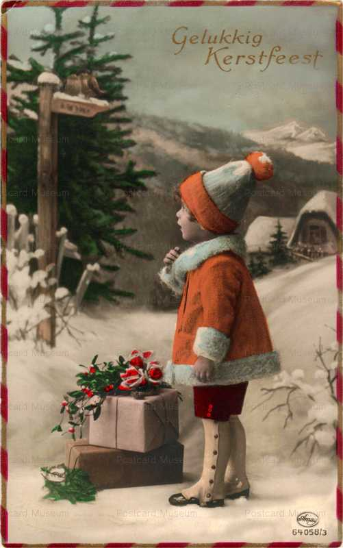 xm003-Gelukkig Kerstfeest
