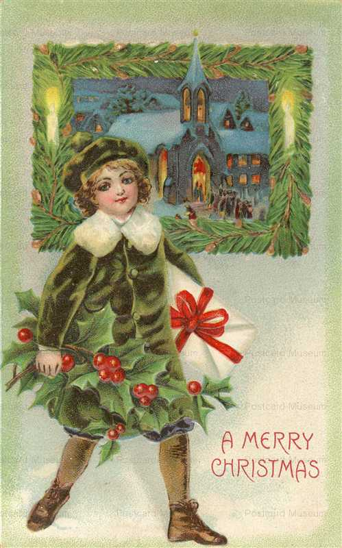 xm026-Merry Xmas Present