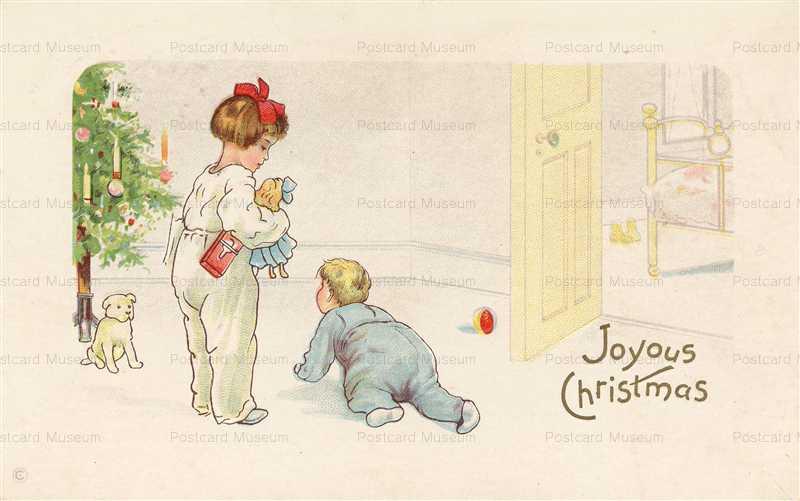 xm140-Joyous Christmas Children
