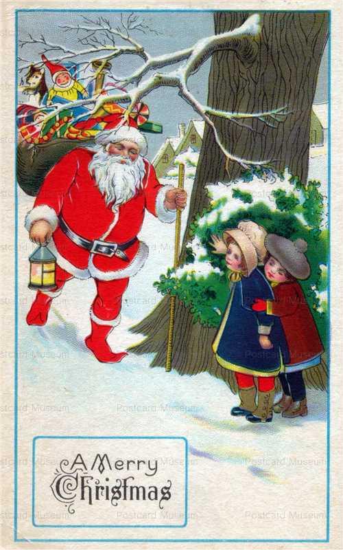 xm414-Merry Christmas Santa