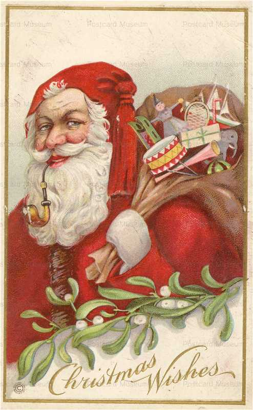xm510-Santa Claus Toy Gift