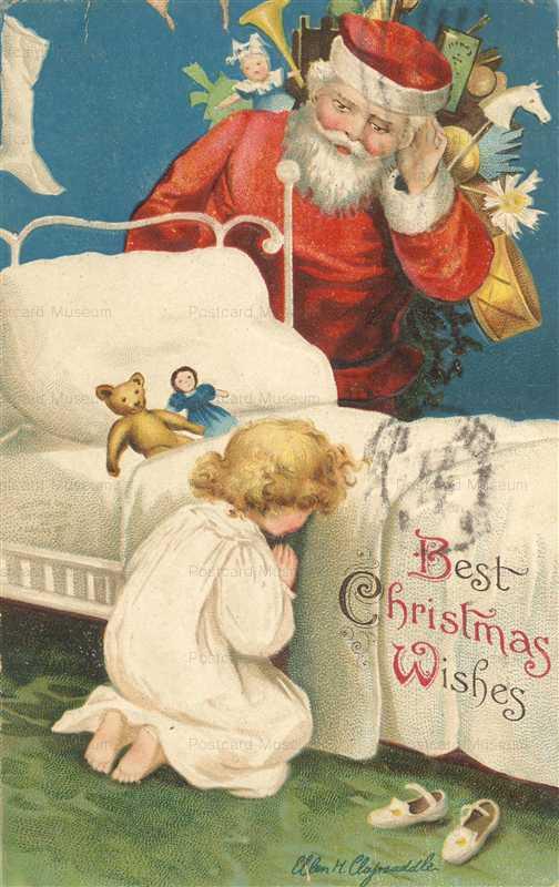 xm540-Santa Claus Hear Little Prayer