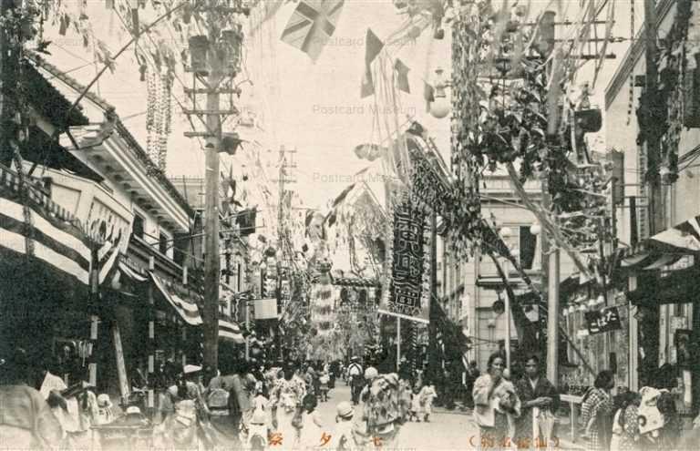 se1205-Tanabatamatsuri 七夕祭 仙台名物