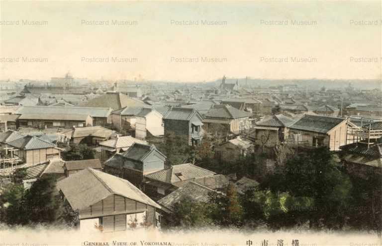 yb180-General View,Yokohama 横浜市中