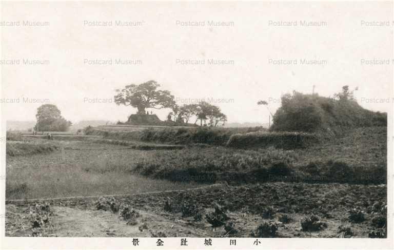 ll780-Oda Ruins castle Ibaraki 小田城趾全景 茨城
