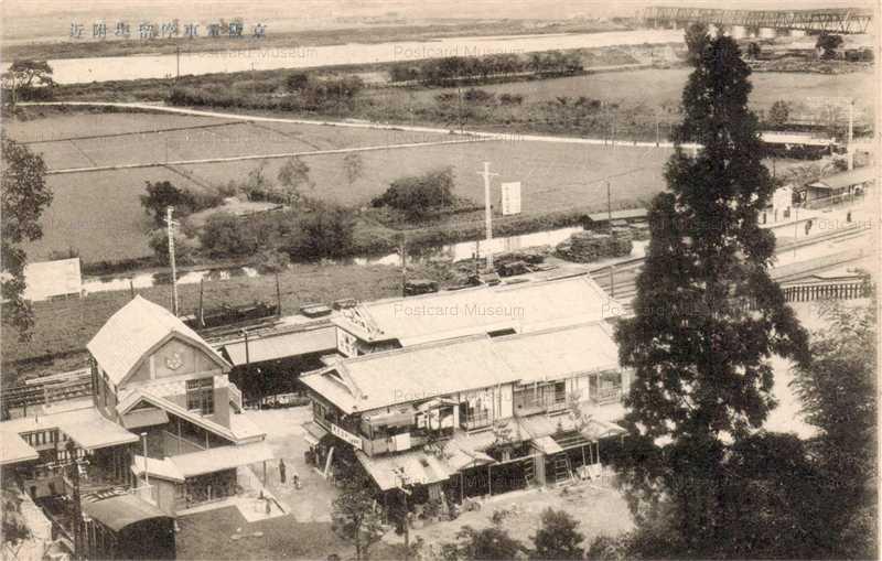 kfb060-Keihandenshiya 京阪電車停留場付近