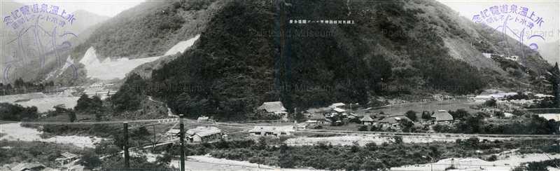lg1330-Wサイズ-Yubiso Minakami 上越奥利根湯檜曽ループ隊動全景