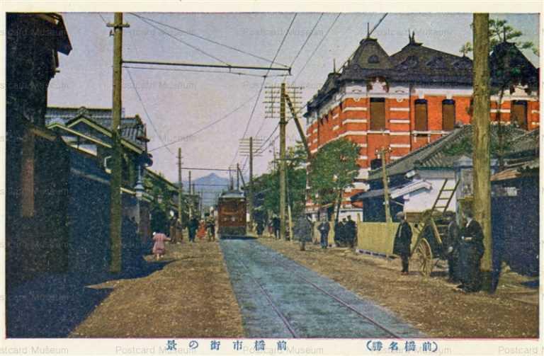 lg035-Maebashi City Gunma 前橋市街の景 群馬