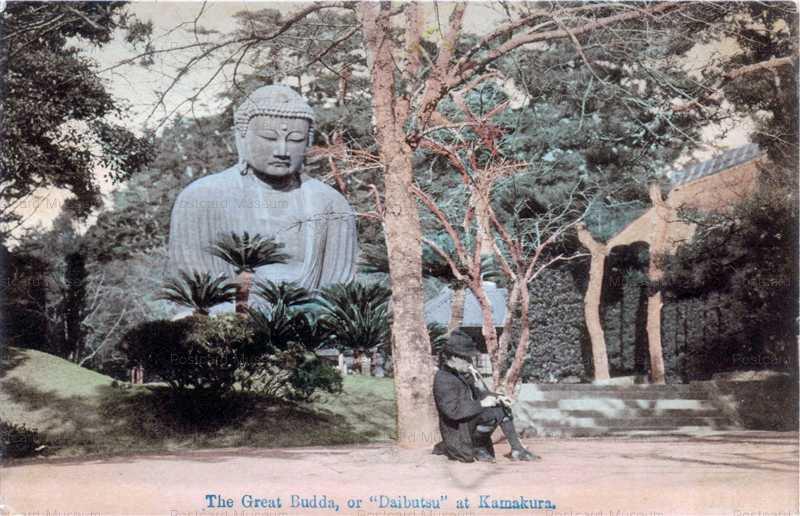 la055-Kamakura Daibutsu 鎌倉大仏