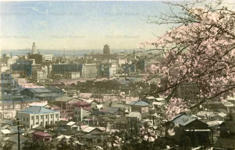 yb165-Yokohama 横浜遠望