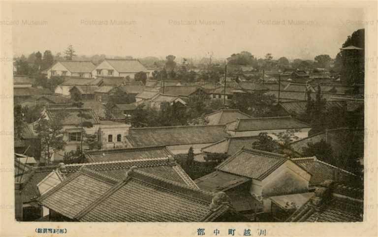 ls385-Kawagoe City l川越町中部