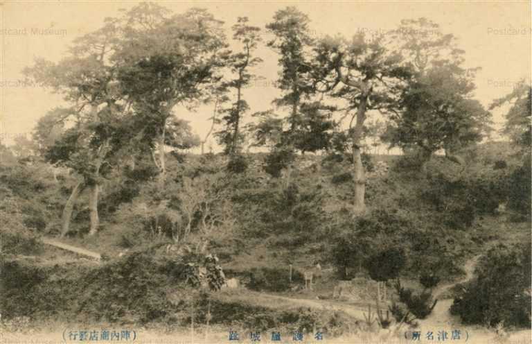 sag345-Nagoya Castle Ruins Karatsu 名護屋城址 唐津名所
