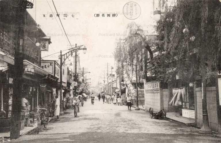uc050-Shichikencho Shizuoka 七間町通 静岡名勝
