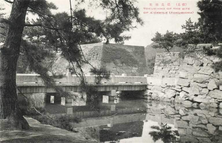 xt080-Tokushima Castle 徳島城址