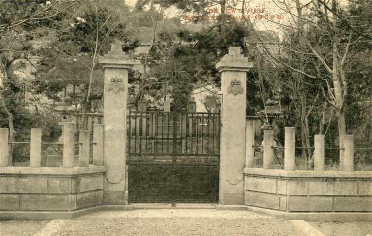 hf170-Hashimotosanai Grave Fukui 維新橋本左内先生の墓 福井名所