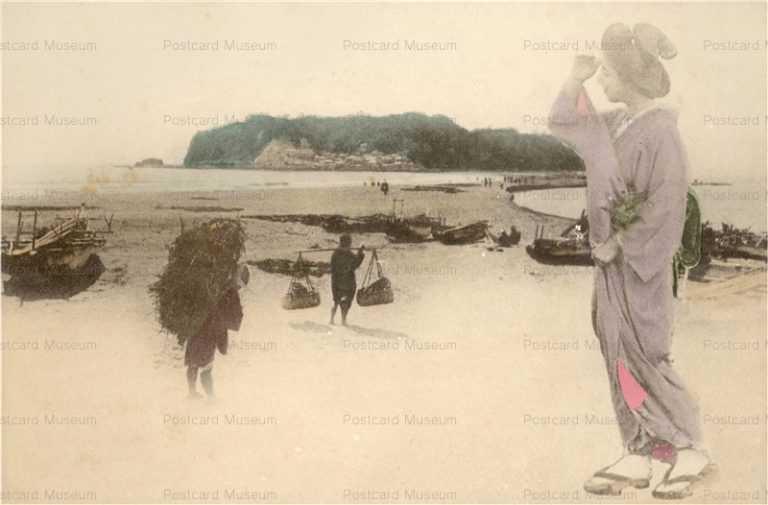 la310-Enoshima 江の島 美人