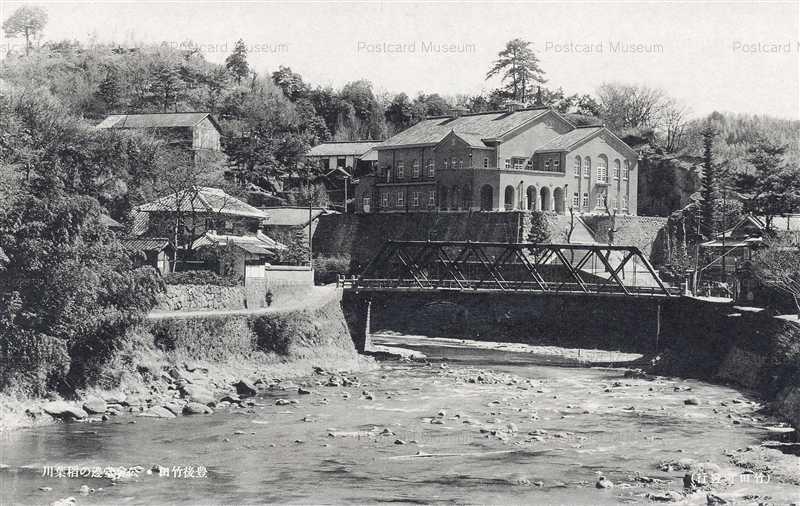 oi1770-Inaba river Bungo Takeda 公會堂邉の稲葉川 豊後竹田