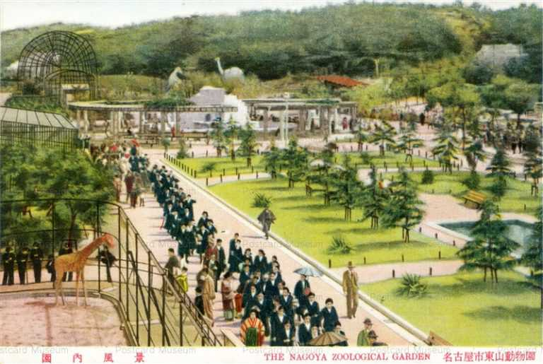 cg320-名古屋市東山動物園 園内風景