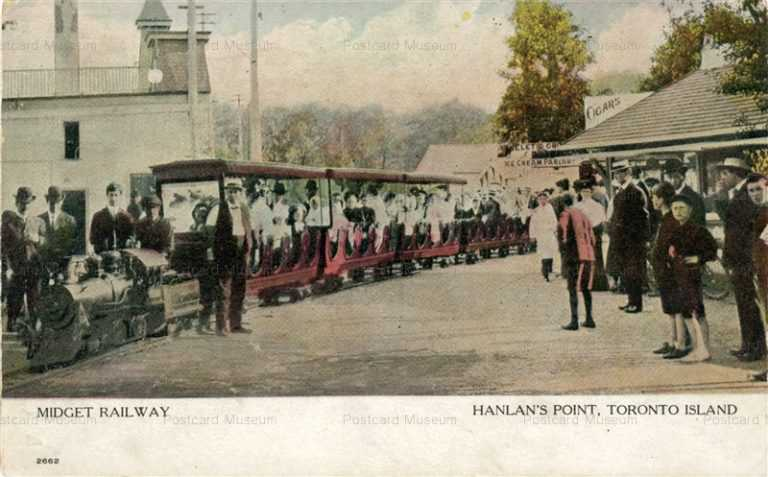 trm560-Midget Railway Hanlan´s Point Toronto Island Canada