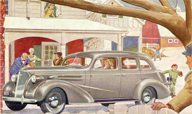 car210-1937 Chevrolet Automobile Sport Sedan