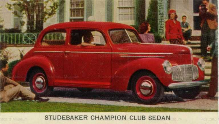 car240-1940 Studebaker Champion Club Sedan