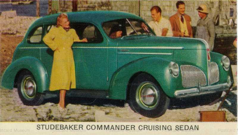 car245-Studebaker Commander Cruising Sedan