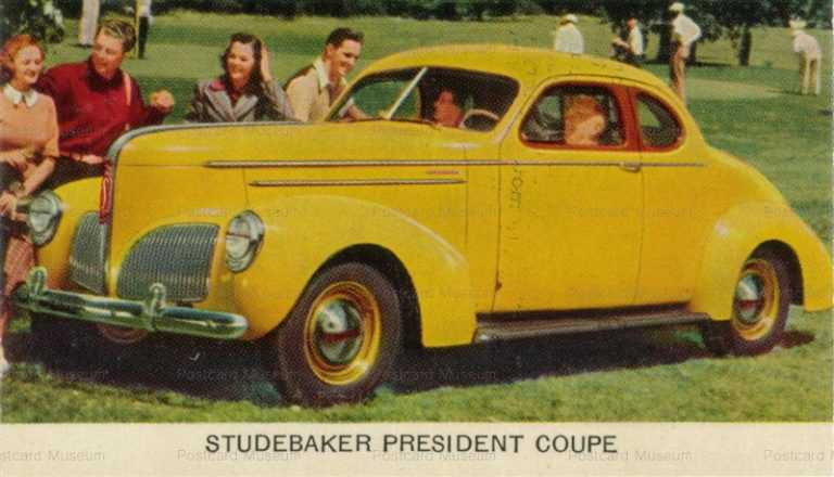 car250-1940 Studebaker President Coupe