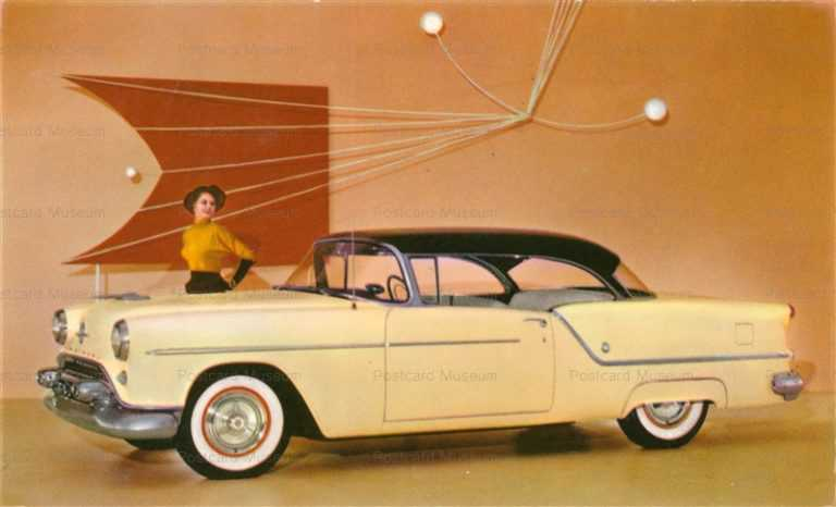 car290-1954 Oldsmobile Super 88 Holiday Coupe Adver