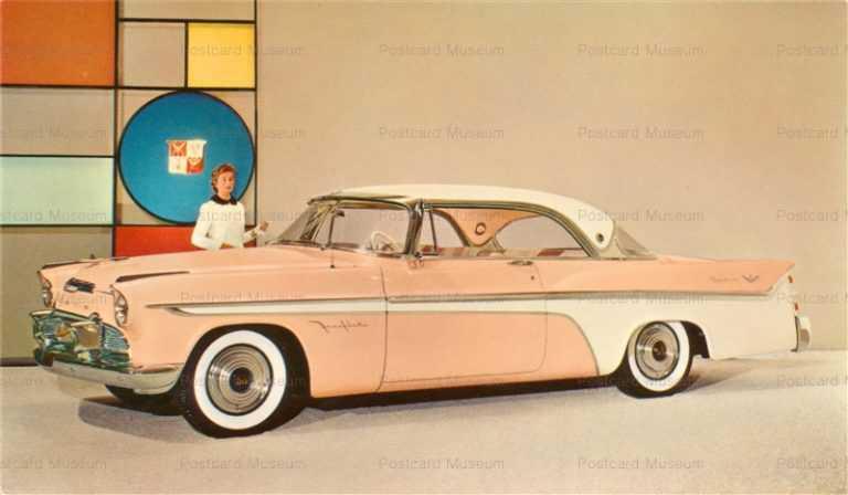 car310-1956 De Soto Fireflite 2-DR Sportsman