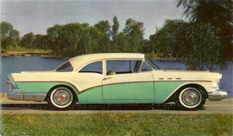 car320-1957 Buick Special Model 48 2-Door Sedan