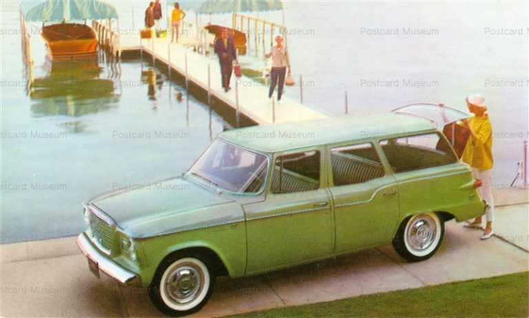 car360-1960 Lark 4-Door Regal Station Wagon Automobile