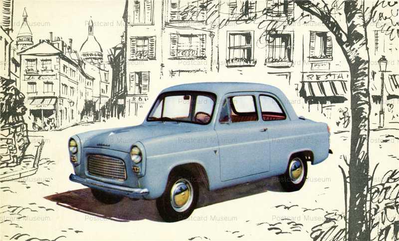 car380-1960th Passenger Car UK