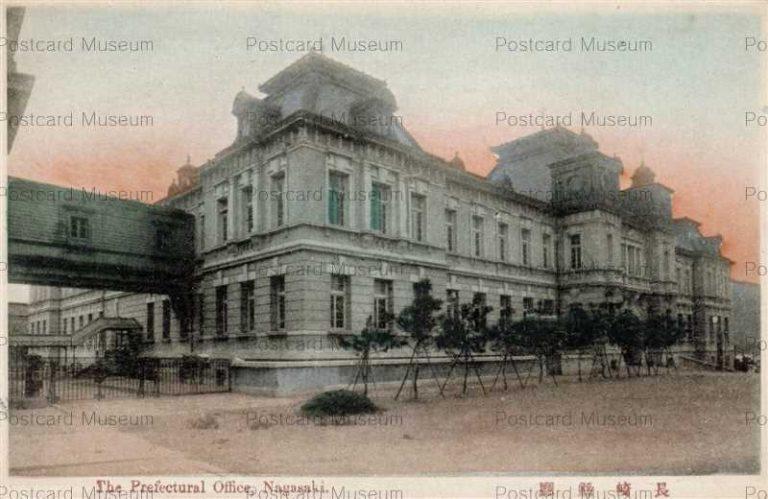 na110-The Prefectural Office,Nagasaki 長崎県庁