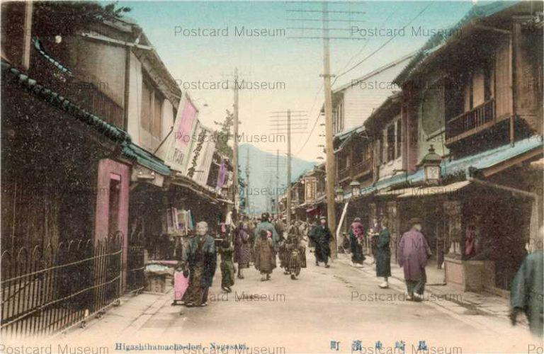na240-Higashi Hamacho dori,Nagasaki 長崎東浜町通