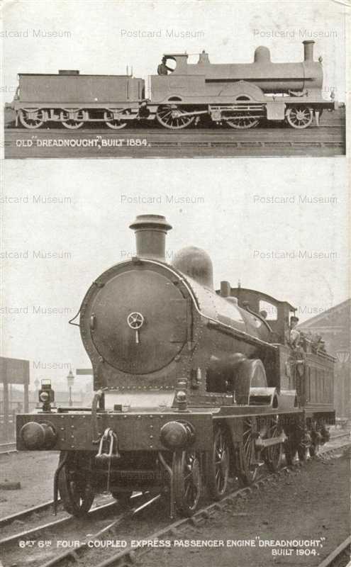 trm170-Dreadnought 1884 1904