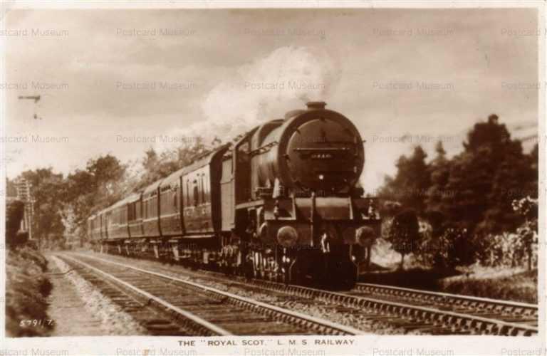 trm280-Royal Scot L M S Railway